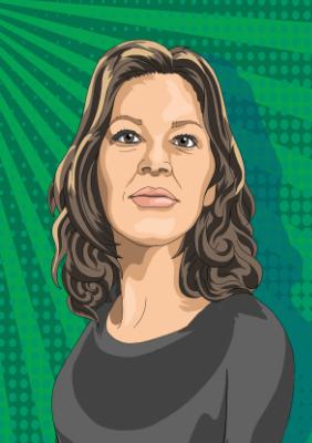 Yvonne Schmid - Stv Geschäftsführerin - Einzigartig stark und geradlinig